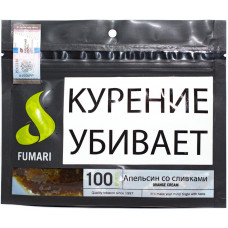 Табак Fumari 100 г Апельсин со сливками