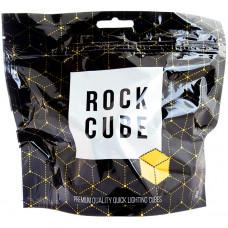 Уголь ROCK CUBE 24 куб быстровоспламеняющийся без селитры 25*25*25