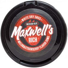 Жевательный Maxwells 16 гр Rich 20 мг Дыня и клубника