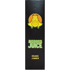 Жидкость Big Boss Juice 60 мл Orange Jummin 3 мг/мл