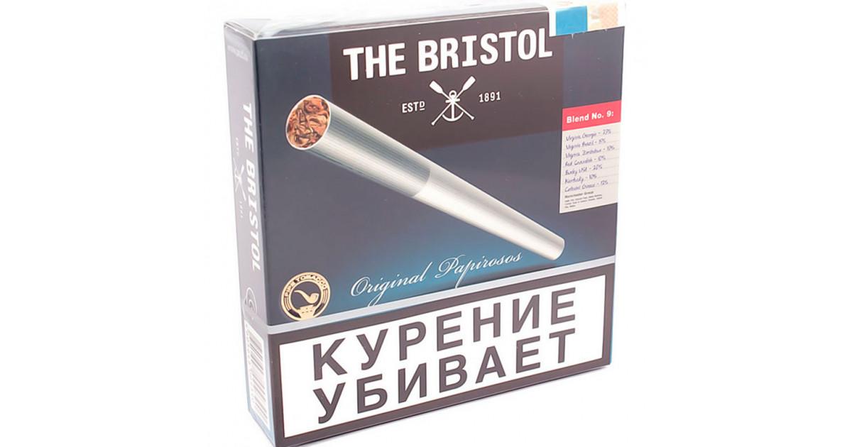 какие сигареты можно купить в бристоль