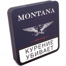 Сигариллы MONTANA HERITAGE портсигар 20 шт