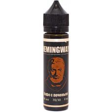 Жидкость In The Fog 60 мл Hemingway Кофе с Печеньем 0 мг/мл