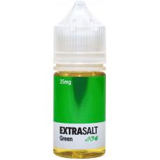 Жидкость Extra Salt 30 мл Green 25 мг/мл