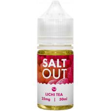 Жидкость Salt Out 30 мл Lichi Tea 25 мг/мл