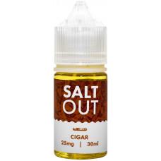Жидкость Salt Out 30 мл Cigar 25 мг/мл