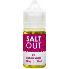 Жидкость Salt Out 30 мл Bubblegum 50 мг/мл