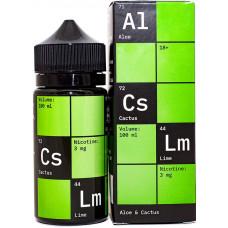 Жидкость Chemistry 100 мл Aloe Cactus 3 мг/мл