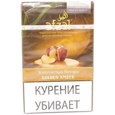 Табак Afzal 40 г Золотой Янтарь (Афзал)