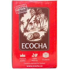 Уголь Ecocha 72 куб.(Small 12) 25*25*25