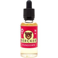 Жидкость Bercker 50 мл Sundown 3 мг/мл