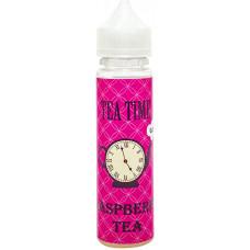 Жидкость TEA TIME 60 мл Raspberry Малиновый Чай 3 мг/мл