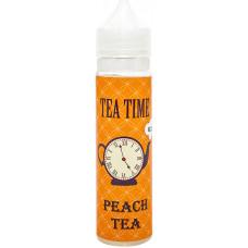 Жидкость TEA TIME 60 мл Peach Персиковый Чай 3 мг/мл