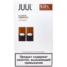 Картридж JUUL Classic Tabacco 2-Pack 0,7 мл 50 мг