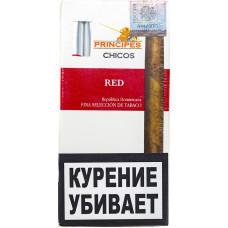 Сигариллы Principes Chicos Red 5 шт