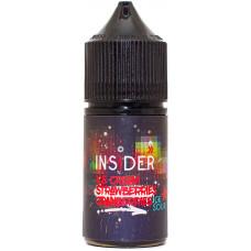 Жидкость Insider Hard Salt 30 мл ICE Sour Ice Cream Strawberries Cranberries 20 мг/мл