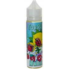Жидкость ForRest 60 мл Mmalis 3 мг/мл - Малина, мелисса, ментол