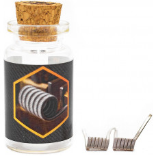Спираль Hot Coils для Плат Tripple Fused 0.19 ом 6 витков 2шт