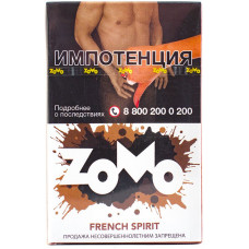 Табак Zomo 50 гр French Spirit