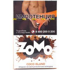 Табак Zomo 50 гр Coco Island