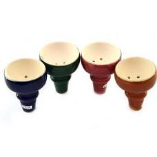 Чашка внутренняя широкая коричневая MYA 741100 (для табака)