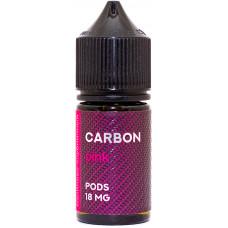 Жидкость Carbon 30 мл Pink Сорбет Малина Клубника 18 мг/мл