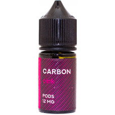 Жидкость Carbon 30 мл Pink Сорбет Малина Клубника 12 мг/мл