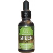 Жидкость YOGA 30 мл Green Sin 3 мг/мл VG/PG 70/30 (Зеленое яблоко с терпким послевкусием)