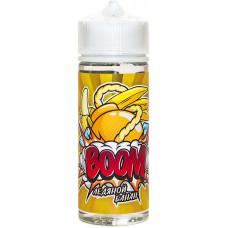 Жидкость BOOM 120 мл Ледяной Банан 0 мг/мл VG/PG 70/30