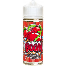 Жидкость BOOM 120 мл Ледяная Клубника 0 мг/мл VG/PG 70/30