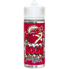 Жидкость BOOM 120 мл Ледяной Гранат 0 мг/мл VG/PG 70/30