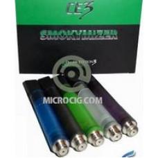 510 Смокимайзер XL CE3 чёрный 2.4-2.7 Ом БЕЗ ДРИПА И ИГЛЫ MicroCig Smokymizer (1 шт)