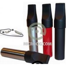 eGo Гигантомайзер Dual Coils XXL 5.1 мл БЕЗ ДРИПА MicroCig (1 шт)