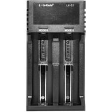 Зарядное устройство LiitoKala Lii-S2 x2 (универсальное для всех аккумуляторов)