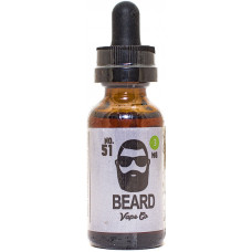 Жидкость Beard Vape Co 30 мл N51 03мг/мл