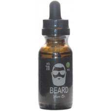Жидкость Beard Vape Co 30 мл N71 03мг/мл