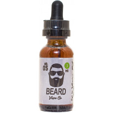 Жидкость Beard Vape Co 30 мл N5 03мг/мл