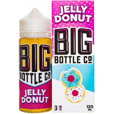 Жидкость Big Bottle Co 120 мл Jelly Donut 3 мг/мл