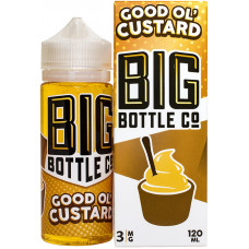 Жидкость Big Bottle Co 120 мл Good of Custard 3 мг/мл