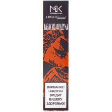 Вейп MaskKing HIGH Pro MAX Ореховый Табак (Табак из Фундука) 2% 850 mAh Одноразовый