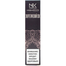 Вейп MaskKing HIGH Pro MAX Энергетик (Энергетический Сок) 2% 850 mAh Одноразовый