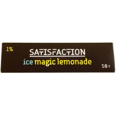 Кальянный Satisfaction 50 гр Ice Magic Lemonade 1% Волшебный лимонад