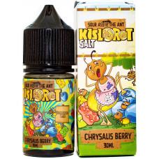 Жидкость Kislorot Salt 30 мл Chrysalis Berry 20 мг/мл
