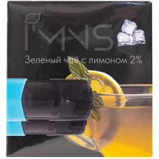 Картридж IMNS Ледяной Зеленый чай с лимоном 2 шт 1.6 мл 20 мг