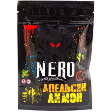 Смесь NERO 50 г Апельсин Лимон (кальянная без табака)