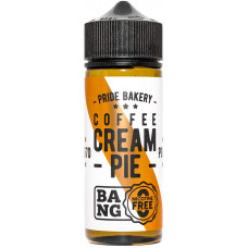 Жидкость Cream Pie 120 мл Coffee 0 мг/мл