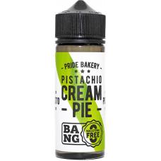 Жидкость Cream Pie 120 мл Pistachio 0 мг/мл