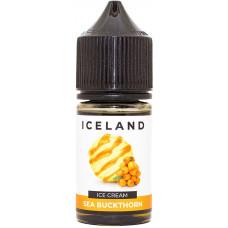 Жидкость Iceland Salt 30 мл Sea Buckthorn 20 мг/мл