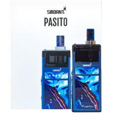 Smoant Pasito Kit Blue 1100mAh 3 мл Синий