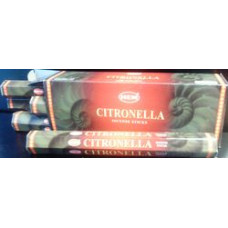 Благовония HEM Цитронелла Citronella Аромапалочки Hexa